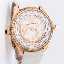 Girard Perregaux Rose gold Automatic Mother of pearl pre-owned WW.TC