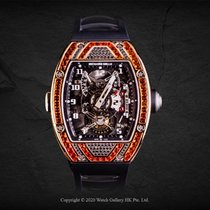 Richard Mille Red gold Manual winding new