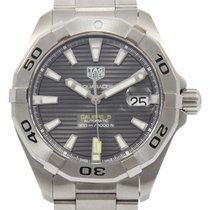 TAG Heuer Aquaracer 300M occasion 41mm Gris Date