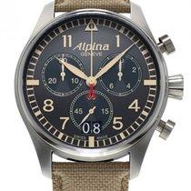 Alpina Startimer Pilot AL-372BGR4S6 new