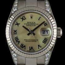 Rolex Datejust Diamond Set 179239