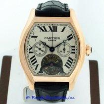 Cartier Tortue Chronograph Tourbillon W1548151 Pre-owned