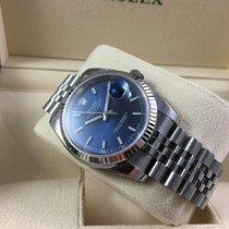 Rolex Datejust 36 BLAU Jubilee LC100