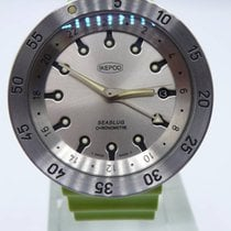 Ikepod Steel 39mm Automatic Ikepod Seaslug new
