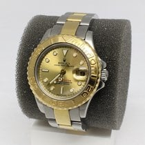 Rolex Yacht-Master Gold/Steel 29mm, Full set