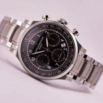 Baume & Mercier Capeland Automatic Chronograph Blue Dial...