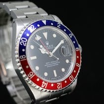 Rolex Oyster Perpetual Date GMT-Master Pepsi anno 1989