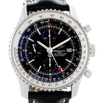 Breitling Navitimer World A24322 2007 pre-owned