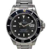 Rolex Submariner Date Ref. 16610 Automatic Stainless Steel No B&P