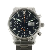 Fortis Flieger Chronograph 40mm Automatic Day Date