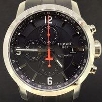 Tissot PRC 200 Chronograph Black Dial 43MM Automatic