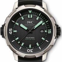 IWC Aquatimer Automatic 2000 new 46mm Titanium