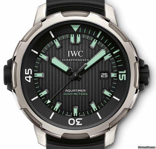 IWC Aquatimer óra árak  87535e9afd