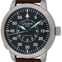 Glashütte Original Senator Navigator Automatic Steel 44mm Black Arabic numerals United States of America, Texas, Austin