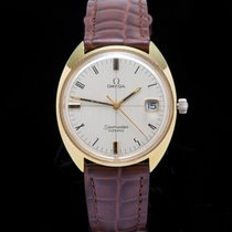 Omega Seamaster 186017 Very good Gold/Steel 34mm Manual winding