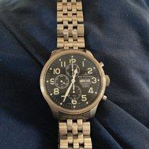 Zeno-Watch Basel Stål 48mm Automatisk 8557 brugt Danmark, Kolding