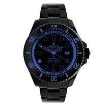 Rolex Deepsea 116660 Black Venom - Blue Dot