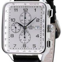 Zeno-Watch Basel Acero 40mm Automático 150TVD-e2 nuevo