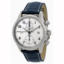 Frederique Constant Runabout Chronograph FC-393RM5B6 new