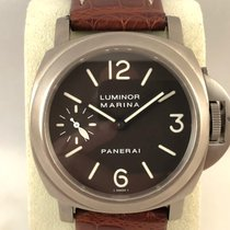 Panerai Luminor Marina Pam00061 Titan / 44mm ( Like new )