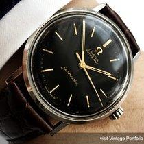 Omega Wonderful Seamaster Automatic 34mm Vintage black dial