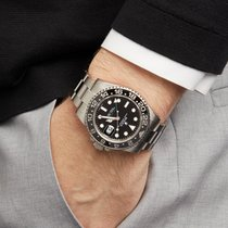 Rolex GMT-Master II Roestvrij Staal 116710LN - W5449
