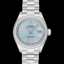 Rolex Platinum Automatic new Lady-Datejust