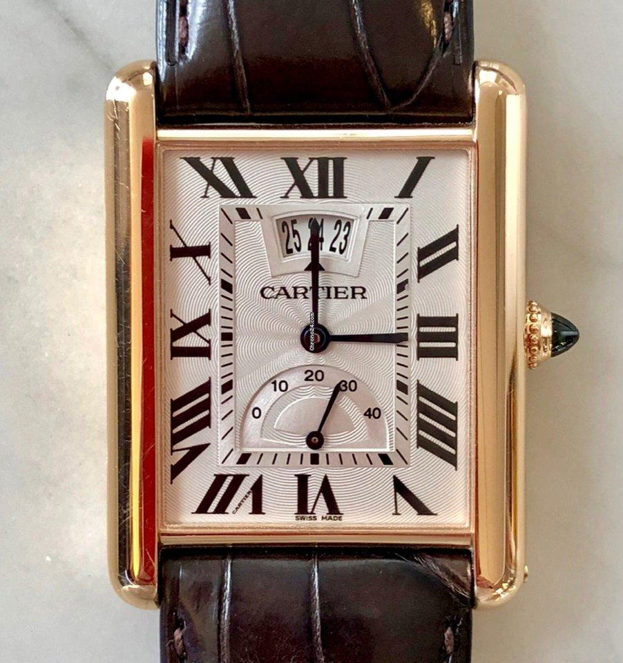 4dbb7015499e Cartier Tank - all prices for Cartier Tank watches on Chrono24