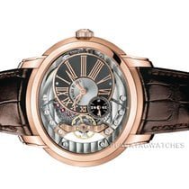 Audemars Piguet Millenary 4101 Rose gold 47mm Grey Roman numerals United States of America, Florida, Aventura