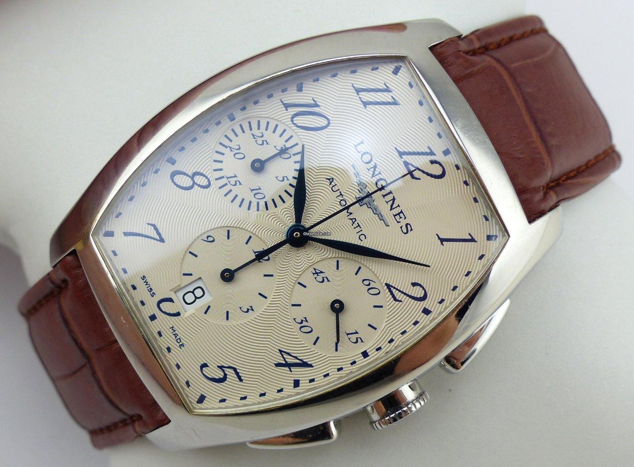 7778f122b02 Longines Evidenza - Todos os preços de relógios Longines Evidenza na  Chrono24