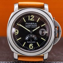 Panerai Special Editions Steel 44mm Black Arabic numerals United States of America, Massachusetts, Boston