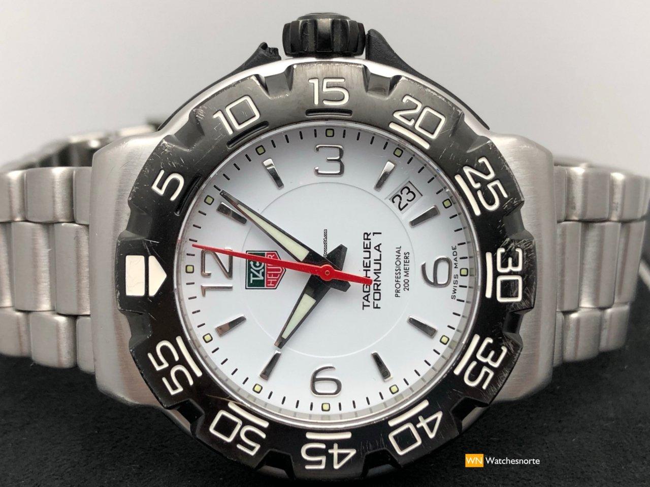 7ad3f4d09b97 Relojes TAG Heuer - Precios de todos los relojes TAG Heuer en Chrono24