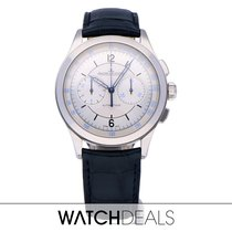Jaeger-LeCoultre Q1538530 Steel 2019 Master Chronograph 40mm pre-owned