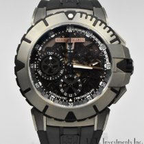 Harry Winston new Automatic Skeletonized Luminescent Hands 44mm Sapphire Glass