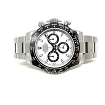 Rolex Daytona Steel 40mm White No numerals Malaysia, Orchard