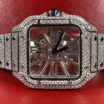 Cartier Santos (submodel) WHSA0007 2019 new