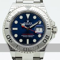 Rolex Yacht-Master 40 Acero 40mm Azul