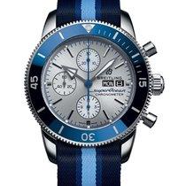 Breitling Superocean Héritage Chronograph A133131A1G1W1 2020 neu