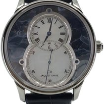 Jaquet-Droz Grande Seconde White gold 43mm Black Roman numerals United States of America, Florida, Naples