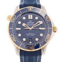 Omega Seamaster Diver 300 M 210.22.42.20.03.001 new