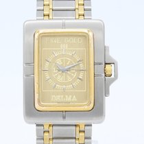 Delma Steel 40mm Quartz N0059 pre-owned