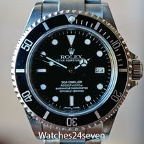 Rolex Sea-Dweller 4000 Steel Black