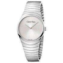 ck Calvin Klein new Quartz 33mm Steel Mineral Glass
