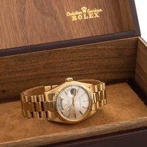 Rolex Day-Date 36 Oro giallo 36mm Argento Italia, BRESCIA