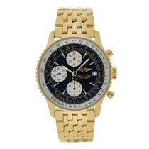 Breitling Old Navitimer Yellow gold United States of America, Massachusetts, Andover