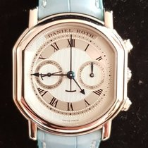 Daniel Roth Steel 32mm Automatic Référence: 447J10161CMBA, boite n14101 new