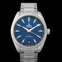 Omega Seamaster Aqua Terra Steel 41mm Blue United States of America, California, Burlingame