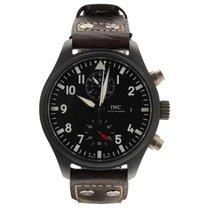 IWC Pilot Chronograph Top Gun IW389001 2011 occasion