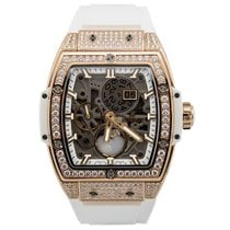 Hublot Spirit of Big Bang King Gold White Pave 42 mm