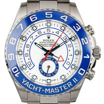 Rolex Yacht-Master II Steel 44mm White United Kingdom, London